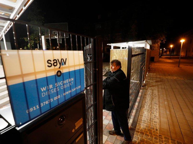 Die Nürnberger Nachrichten berichten über SAYV